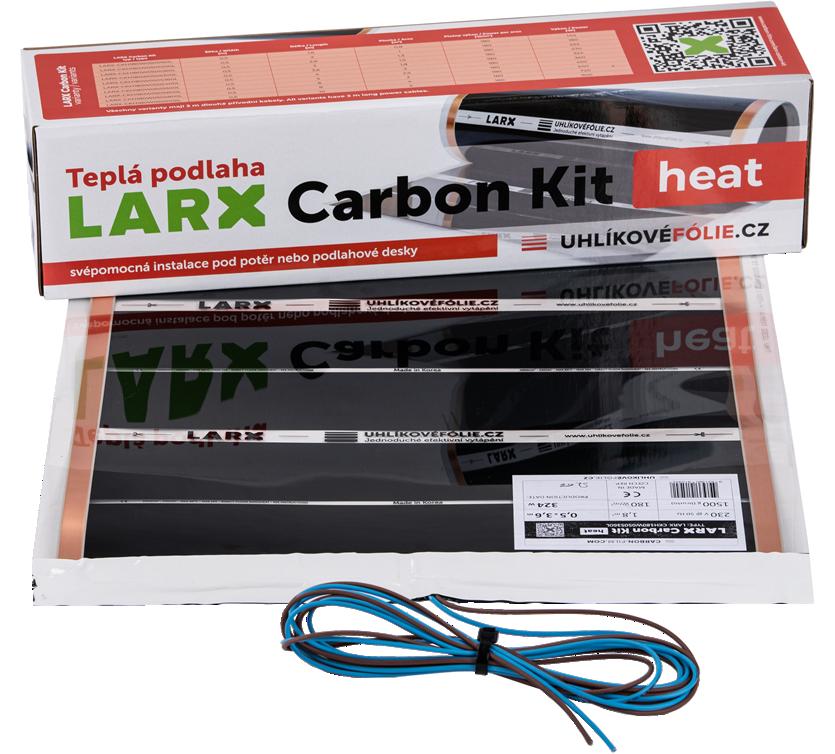 Heating Film kit for DIY installation Heat