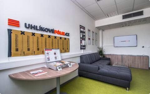LARX development centre, offices and showroom
